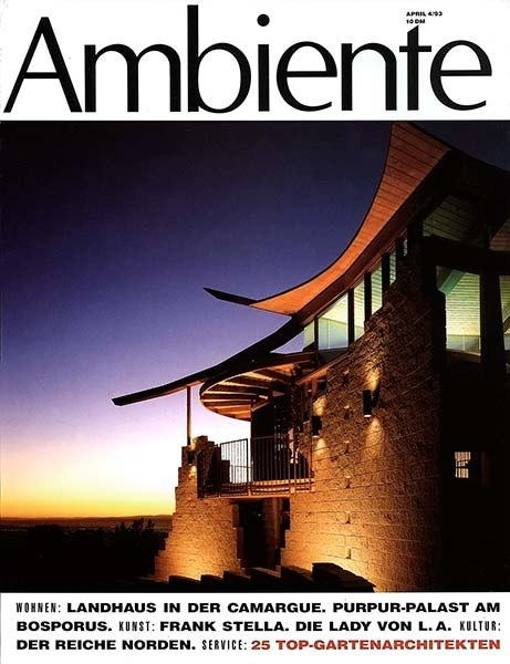 The Brad Prince House by Bart Prince in Albuquerque, NM, 1989 | Kirk Gittings