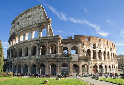 Historical Architecture Coliseum