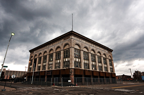 Detroit Loom, Architectural Photographer - Rick Harris