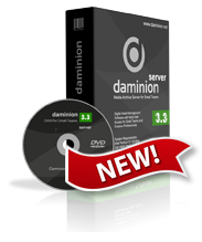 New Daminion 3.3 version released