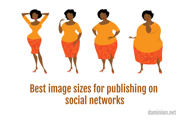 Best Sizes for Publishing on Social Channels