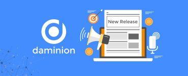 Daminion 6.8 release