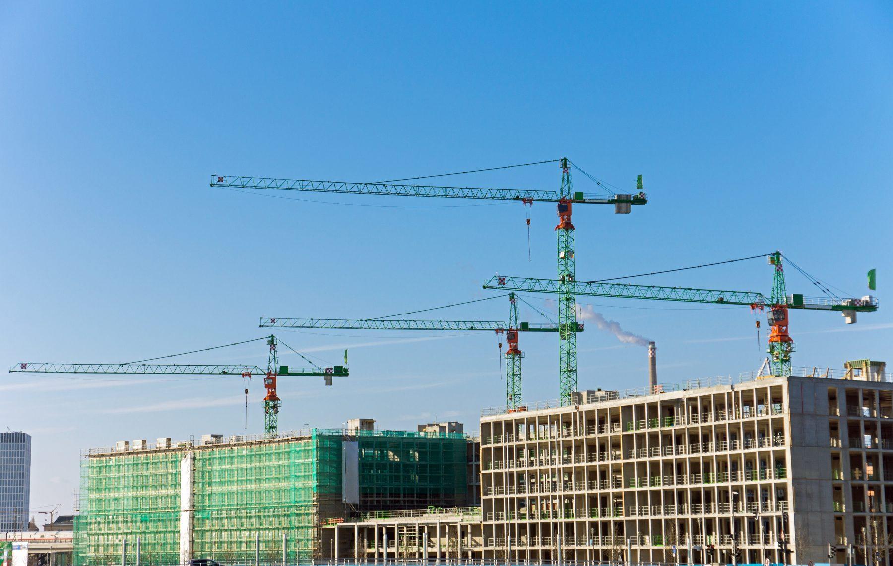 digital asset management for construction