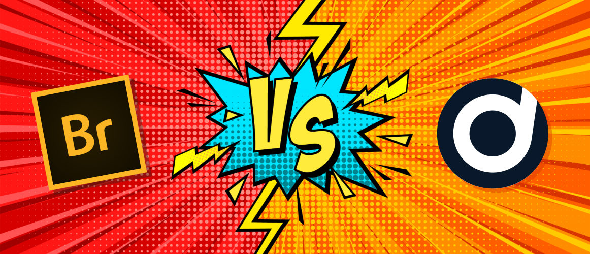 Adobe Bridge VS Daminion